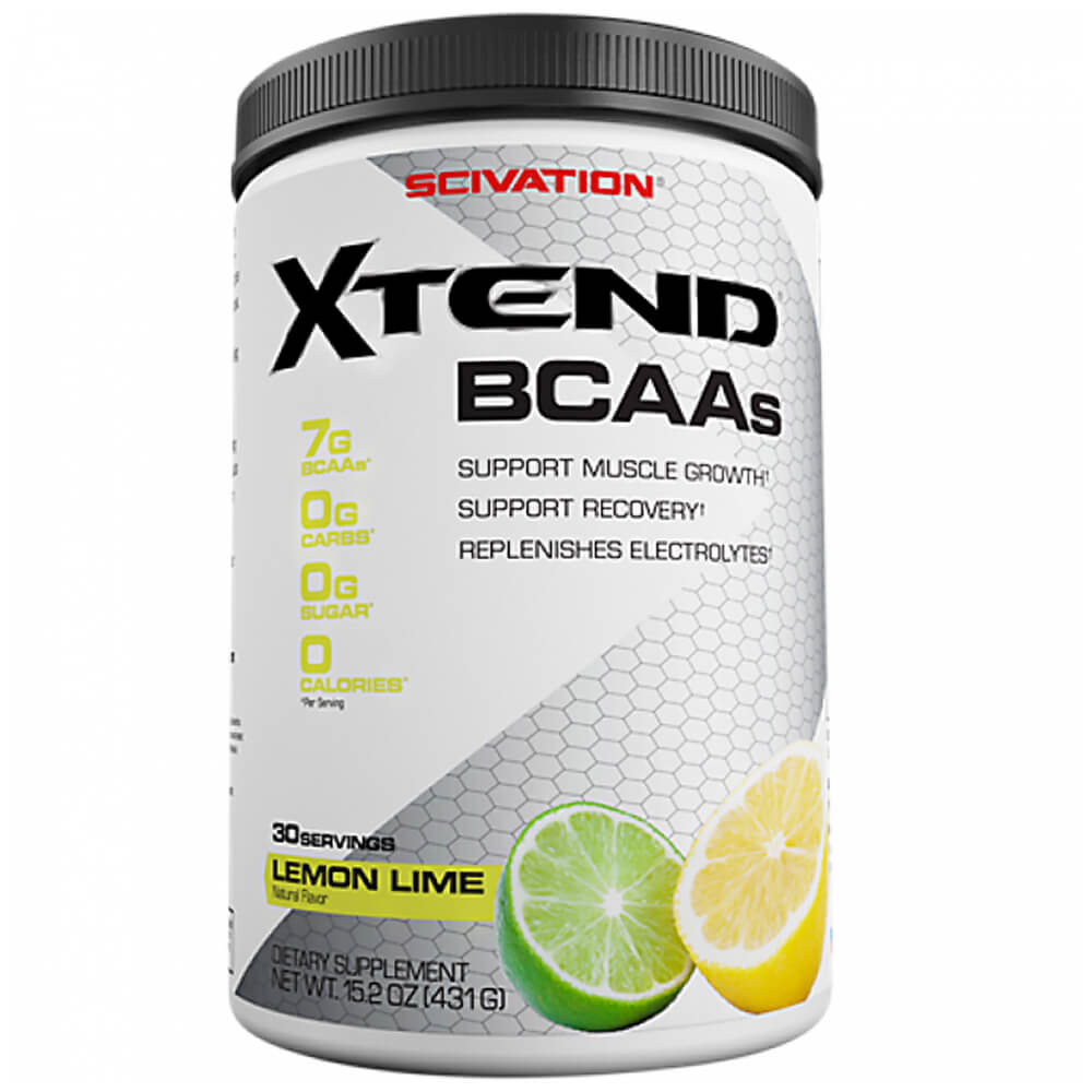 BCAA Scivation Xtend 420 g Лимон-лайм